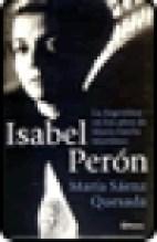Papel Isabel Peron Oferta