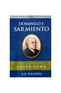 Papel DOMINGO SARMIENTO (GRANDES PROTAGONISTAS DE LA HISTORIA) (CARTONE)