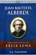 Papel JUAN BAUTISTA ALBERDI (GRANDES PROTAGONISTAS DE LA HISTORIA)