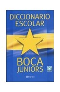 Papel DICCIONARIO ESCOLAR BOCA JUNIORS (POCKET)