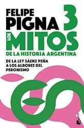 Papel Mitos De La Historia Argentina 3, Los