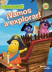Papel Backyardigans, Los Vamos A Explorar