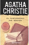 Papel MISTERIOSO MR BROWN