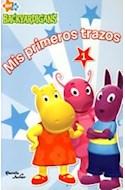 Papel BACKYARDIGANS MIS PRIMEROS TRAZOS 1 (NICK JR)