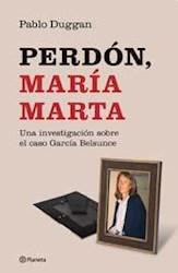 Papel Perdon Maria Marta