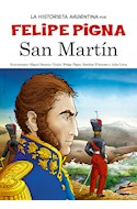 Papel SAN MARTIN (COLECCION LA HISTORIETA ARGENTINA TOMO 2) (RUSTICA)