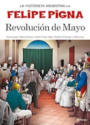 Papel Historieta Argentina, La Revolucion De Mayo