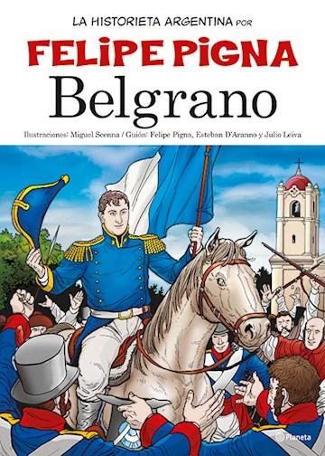 Papel Belgrano (La Historieta Argentina 6)