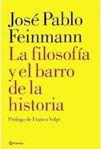 Papel LA FILOSOFIA Y EL BARRO DE LA HISTORIA