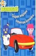 Papel BACKYARDIGANS SUPER ESPIAS INTERNACIONALES