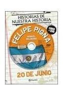 Papel 20 DE JUNIO [LIBRO + DVD] (HISTORIAS DE NUESTRA HISTORIA)