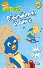 Papel Backyardigans Diversion En La Nieve