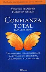Papel CONFIANZA TOTAL PARA VIVIR MEJOR (RUSTICA)