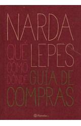 Papel GUIA DE COMPRAS QUE COMO DONDE (CARTONE)