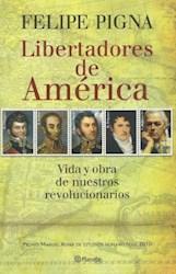 Libro Libertadores De America