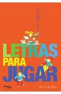 Papel LETRAS PARA JUGAR DE 4 A 100 AÑOS