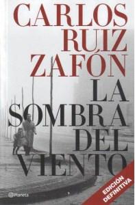 Papel La Sombra Del Viento - Ed. Definitiva