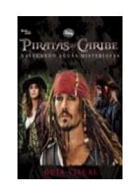 Papel Disney- Piratas Del Caribe- Guía Visual
