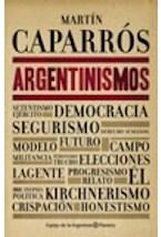 Papel ARGENTINISMOS