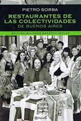 Libro Restaurantes De Las Colectividades De Buenos Aires