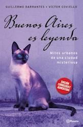 Libro 1. Buenos Aires Es Leyenda
