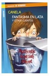 Papel FANTASMA EN LATA Y OTROS CUENTOS (COLECCION LA ESQUINA)