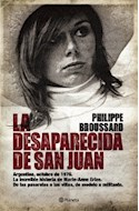 Papel DESAPARECIDA DE SAN JUAN ARGENTINA OCTUBRE DE 1976 LA INCREIBLE HISTORIA DE MARIE ANNE ERI