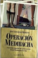 Papel OPERACION MEDIBACHA UNA MISION IMPOSIBLE DEL AGENTE SECRETO DENZEL WASHINGTON FERREIRA