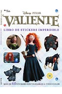 Papel VALIENTE (LIBRO DE STICKERS IMPERDIBLE)