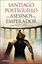 Papel Trilogia De Trajano I - Los Asesinos Del Emperador