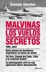 Papel Malvinas Los Vuelos Secretos