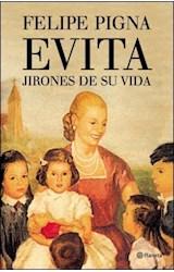 Papel EVITA JIRONES DE SU VIDA