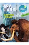 Papel ERA DE HIELO 4 AVENTURA PIRATA (VAMOS A COLOREAR)