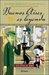 Libro Buenos Aires Es Leyenda