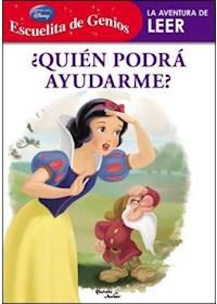Papel ¿Quién Podrá Ayudarme? Princesas : La Aventura De Leer