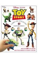 Papel TOY STORY LIBRO DE STICKERS IMPERDIBLE (DISNEY PIXAR)  (PLANETA JUNIOR)