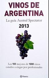 Papel Vinos De Argentina 2013