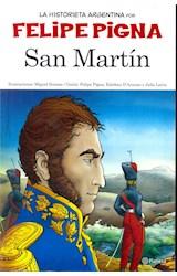 Papel SAN MARTIN - LA HISTORIETA ARGENTINA
