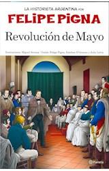 Papel REVOLUCION DE MAYO - LA HISTORIETA ARGENTINA