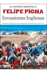 Papel INVASIONES INGLESAS - LA HISTORIETA ARGENTINA