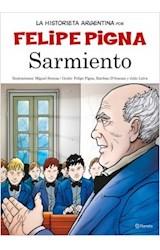 Papel SARMIENTO - LA HISTORIETA ARGENTINA