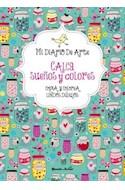Papel MI DIARIO DE ARTE CALCA SUEÑOS Y COLORES COPIA Y COLOREA LINDOS DIBUJOS (PLANETA JUNIOR)