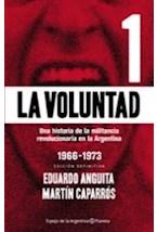Papel LA VOLUNTAD 1 1966-1973