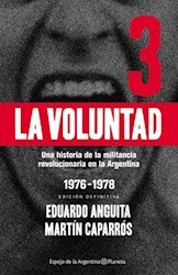 Libro 3. La Voluntad