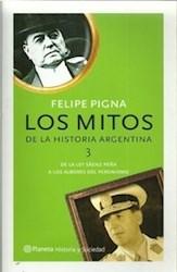 Papel Mitos De La Historia Argentina Tomo 3, Los