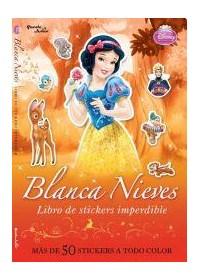 Papel Blanca Nieves . Stikers