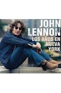 Papel JOHN LENNON LOS AÑOS EN NUEVA YORK (CARTONE)