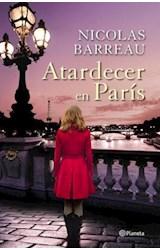 Papel ATARDECER EN PARIS (RUSTICA)