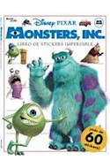 Papel MONSTERS UNIVERSITY (LIBRO DE STICKERS IMPERDIBLE)