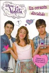Papel Violetta 2 - Un Corazon Dividido